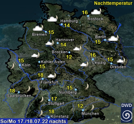 Wetter Nürnberg 7