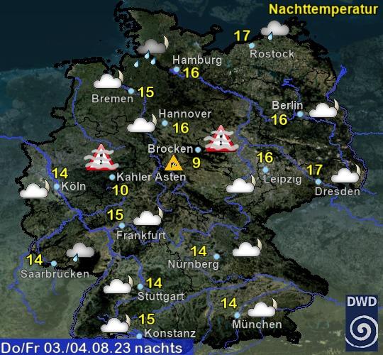 Das Wetter Heute In Rostock