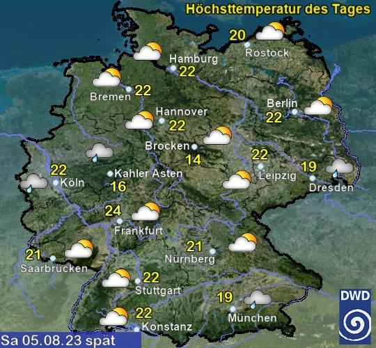 Wetter Deutschland Heute Radar