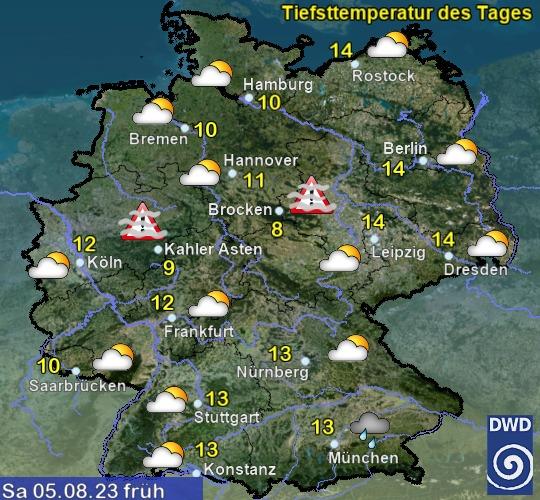 Wetter In München Morgen