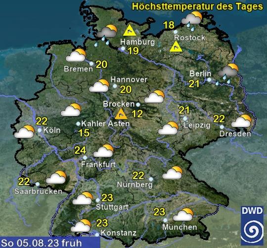 Wetter Gochsheim 7 Tage