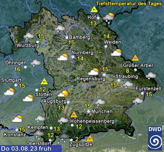 Wetter Aktuell Nürnberg